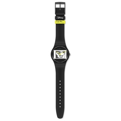 MONTRE SWATCH MICKEY PAR KEITH HARING